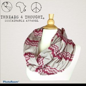 Threads 4 Thought Infinity Scarf